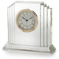 """Waterford Crystal Metropolitan Clock 6"""" H 9803730062"""