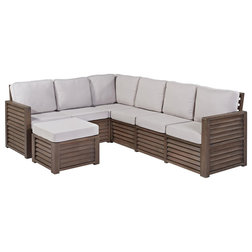 Luxury Craftsman Outdoor Lounge Sets by Home Styles Furniture