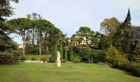La Villa del 900 a Varese Unisce la Cultura Italiana e Giapponese