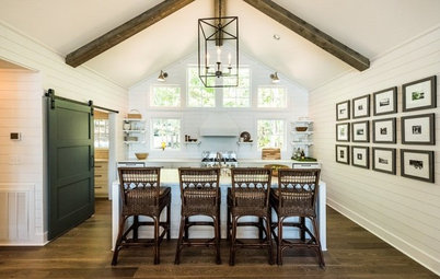 Houzz Tour: An Alabama Lake House Grows With the Family
