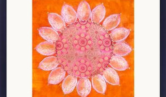 California Sunflower, SOLD! Orange, Pink