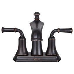 Traditional Bathroom Sink Faucets by Yosemite Home Decor