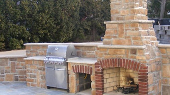 Pavers , bluestone, retaining walls