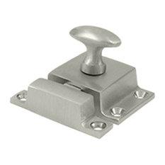 "CL1532U15 Cabinet Lock, 1-1/5"" x 1-4/5"", Satin Nickel"