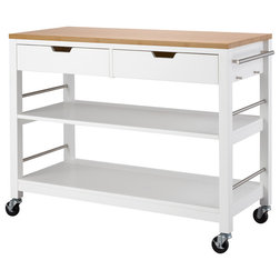 Contemporary Kitchen Islands And Kitchen Carts by TRINITY