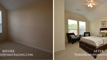 Our Home Staging Before and After Samples