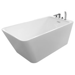 Contemporary Bathtubs by Valley Acrylic