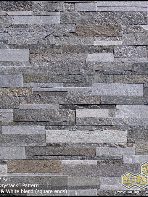 Natural Stone Veneers ǀ Faux Stone Siding ǀ Stone Veneer: E-Z Set™ Natural Stone Veneer