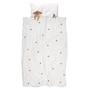 Furry Friends UK Single Cotton Bedding Set