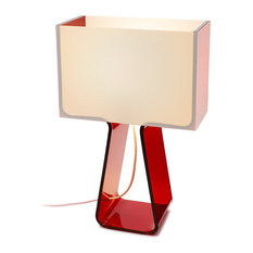 Pablo Design Tube Top Table amp, Ruby Red