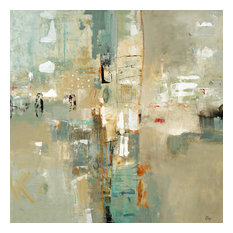 """Meet in the Middle Fine Art Giant Canvas Print, 54""""x54"""""""