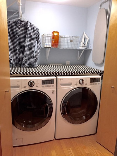 Where Should You Put Your Laundry Room?