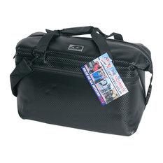 24-Pack Carbon Cooler, Black