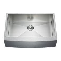 """Apron Single Bowl Sink, 33"""""""