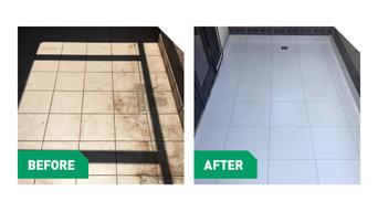 Balcony Regrout & Restoration
