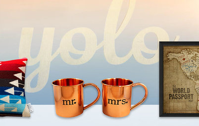 Shop Houzz: Classic and Quirky Wedding Gifts Under $200