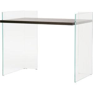 Zen Glass Scribe Desk