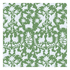 Otomi Craft Stencil, Reusable Trendy Craft Stencils For DIY Home Projects, Small