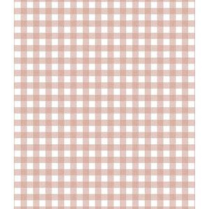 Lola Chiwy Rosewood PVC Tablecloth, 140x140cm