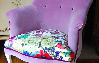 16 Exuberant Armchairs to Give a Room Splash and Dash