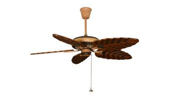 BASIL - Contemporary Wooden Designer Ceiling Fan