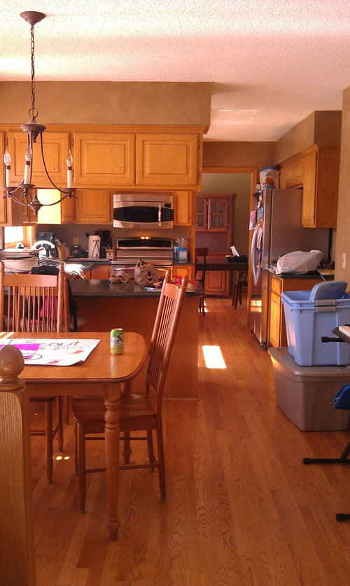 Expanding A Kitchen Remodel Into An Unused Formal Dining Space