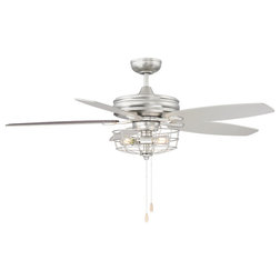 Industrial Ceiling Fans by Savoy House