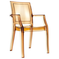 Contemporary Outdoor Dining Chairs by Compamia