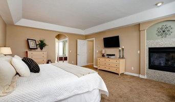 Home Staging - Master Bedroom 1