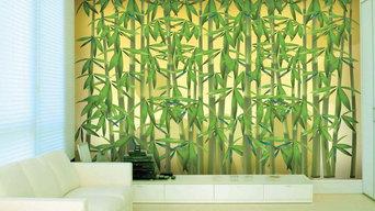 Floral & Nature Wallpaper (Custom Size)