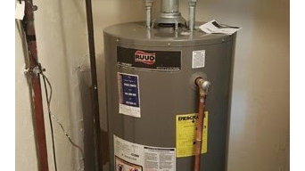 Water heater gas rebuild and replacement