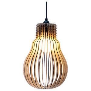 DIY Hellene Cage Lamp, Natural