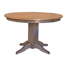 "A-America Port Townsend 48"" Round Dining Table"