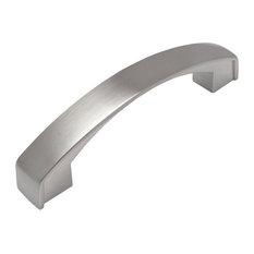 Cosmas 616-96SN Satin Nickel Subtle Arch Cabinet Pull