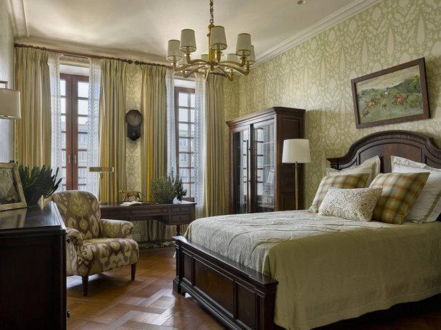 Классический Спальня by ND Studio
