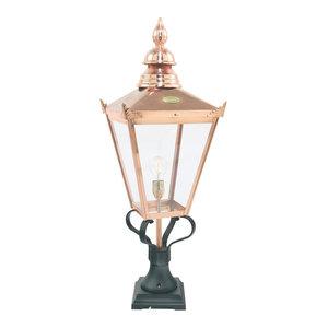 Chelsea Copper Pedestal Lamp