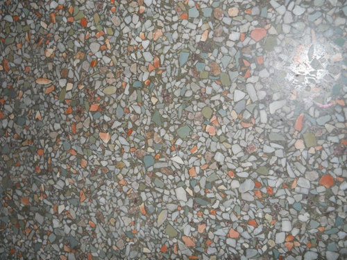 To Refinish My 1950 S Florida Terrazzo Floors Or Not