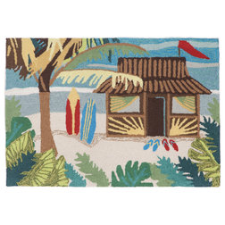 Tropical Area Rugs by GwG Outlet