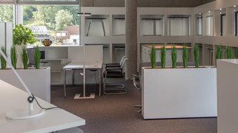 Individuelle Büroeinrichtungen