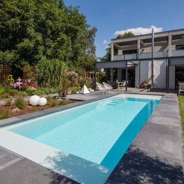 Outdoor Pool - GFK Ancona m. Wetlounge