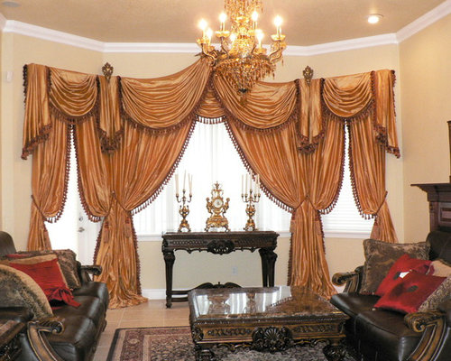 Best Luxury Window Treatments Design Ideas & Remodel Pictures | Houzz