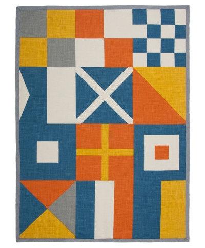 Modern Dish Towels by Burke Decor