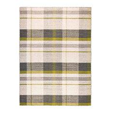 Tay Handwoven Floor Rug, Green, 140x200 Cm