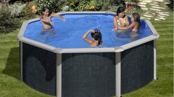 Piscine Gre Java 350x120 cm KIT350NRT