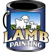 Lamb Painting's photo