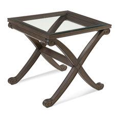 Wellington II Rectangle End Table