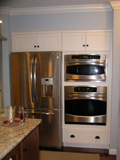 Can A Double Oven Go Next To A Fridge