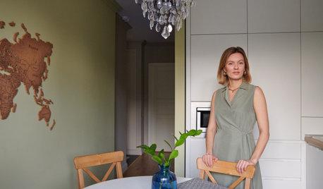 В гостях: Ремонт трёхкомнатной квартиры за 7 недель