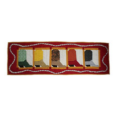 """Boots Table Runner Small 54""""X16"""""""