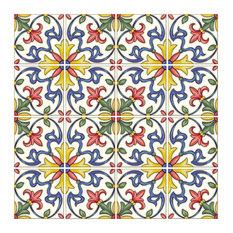 Tuscan Tile Peel & Stick Backsplash Tiles